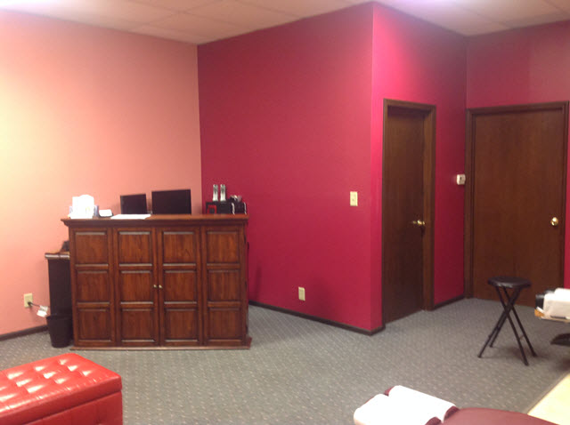 Image of Front Desk Area